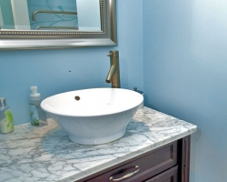 bathroom sink installation nj